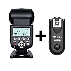 Yongnuo Yn-560 Iii Bundle With Rf-603 Ii Single Transceiver For Canon