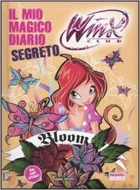 Winx Club Diario Segreto con Orologio Magico