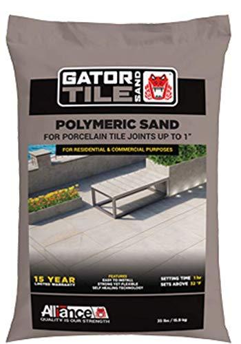 (Alliance Gator Tile Polymeric Sand,for Porcelain Tile Joints up to 1