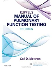 Ruppel's Manual of Pulmonary Function Testing, 11e