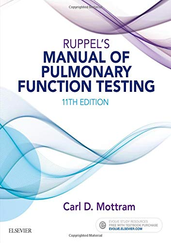 Functions Test Pulmonary - Ruppel's Manual of Pulmonary Function Testing