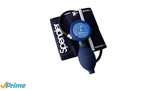Spengler Lian NM - Tensiómetro manual con multibrazalete (velcro, nailon, talla S, L y M): Amazon.es: Industria, empresas y ciencia