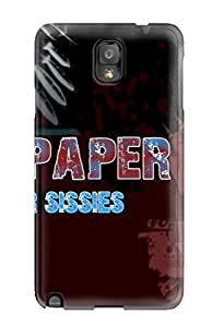 Shock-dirt Proof Wallpaper Abyss War Case Cover For Galaxy Note 3