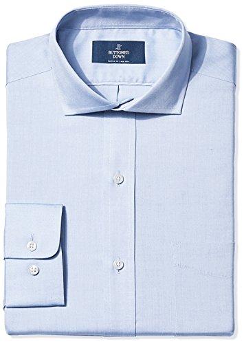 Buttoned Down Non Iron Classic Cutaway Collar