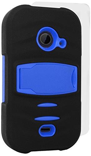 zte prelude blue phone case - 2