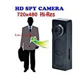 ZVision Spy Pinhole HD Mini Button Camera Hidden Camcorder Digital Video 30FPS Recorder