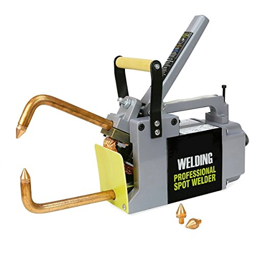 Professional Electric 120-Volt Spot Welder Welding Systems by STKUSA