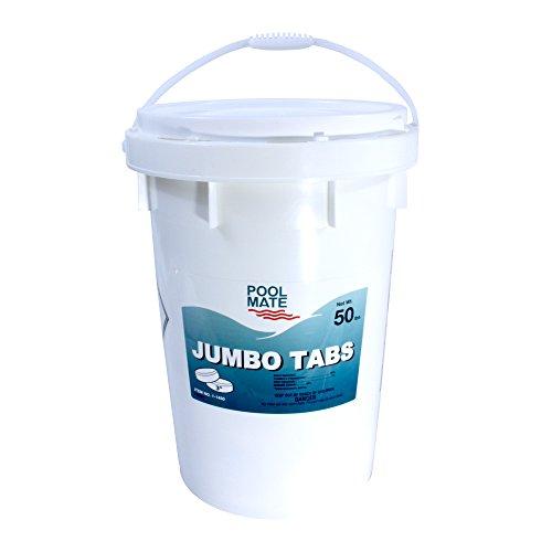 50lb chlorine tablets - 6