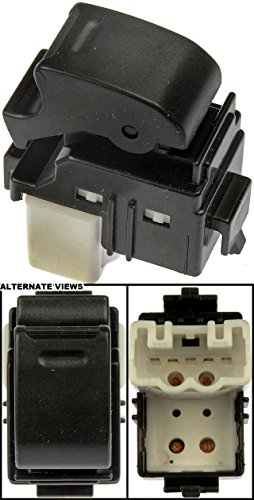1 Button Power Window Switch (APDTY 012812 Power Window Switch 1 Button Front Right; Rear Left or Right Of Listed Toyota / Scion Vehicles (Replaces Toyota 84810-12080, 84810-08010))