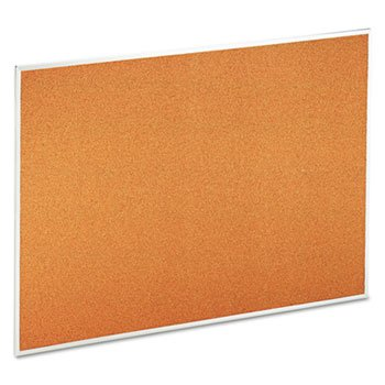 (Universal Products - Universal - Universal Bulletin Board, Natural Cork, 48 x 36, Satin)