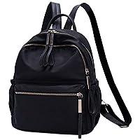 Chic vintage backpack sample style for women black