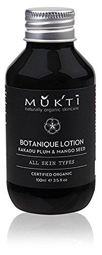 Botanique Lotion, Mukti Organics
