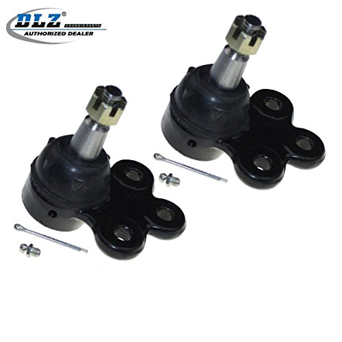DLZ 2 Front Suspension Kit-2 Lower Ball Joint Compatible with 2000-2005 Buick LeSabre 1997-2005 Buick Park Avenue 2000-2005 Cadillac DeVille 2000-2005 Pontiac Bonneville K5333