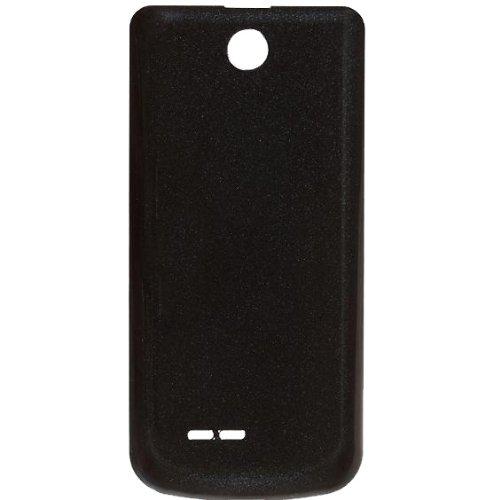 OEM LG Exalt VN360 Battery Door / Battery Cover (Black)
