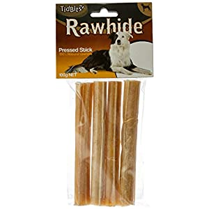Playmate Rawhide Pressed 4 Sticks Treat 100g Click on image for further info.