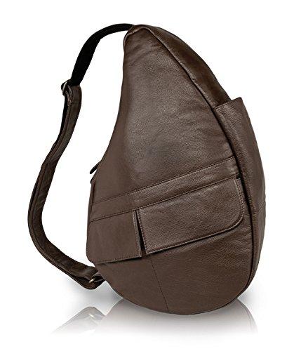 Ameribag Leather Healthy Back Bag (AmeriBag HBBevo Healthy Back Bag Leather Small)