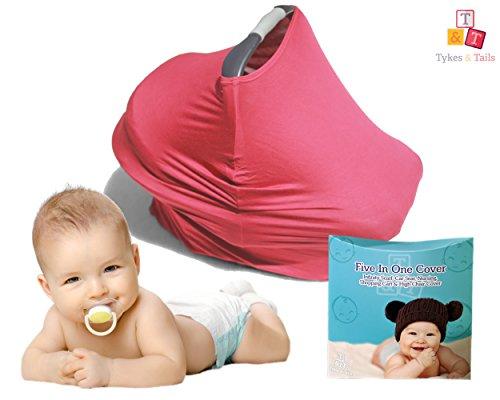 Tykes Tails Pattern Breastfeeding Trendy