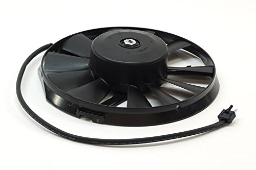 Mercedes Auxiliary Fan Assembly Left or Right Brand New ACM - Turbo Auxiliary Fan
