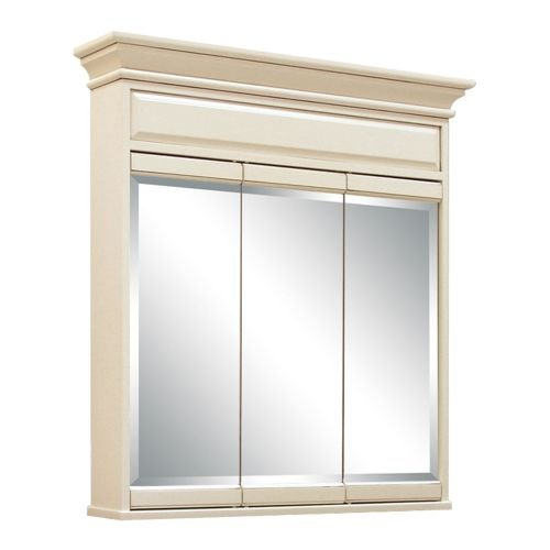 Sanibel 36″ x 37.5″ Mirrored Wall Mounted Cabinet
