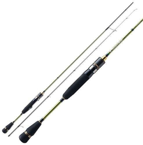Major Craft finetail área Fta-602Ul Spinning Rod Para Bajo Nuevo