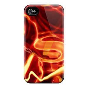 Fashion Design Hard Case Cover/ MXgthsM-4616 Protector For Iphone 4/4s