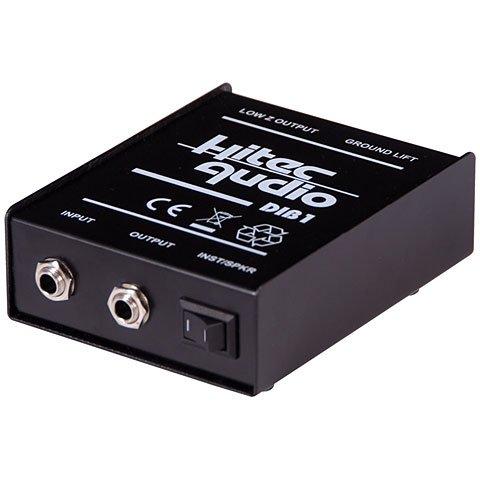 Hitec Audio DIB1 · Boîte de direct