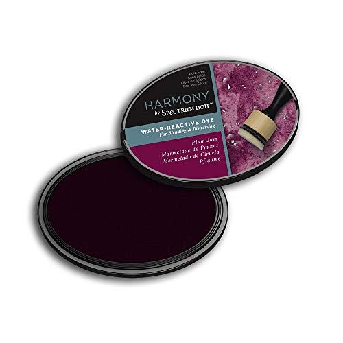 (Crafter's Companion Spectrum Noir Ink Pad - Harmony Water Reactive (Plum Jam))