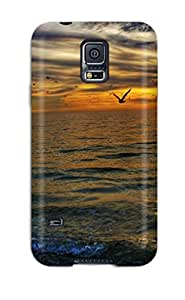 New Premium Melissa Jean Carpenter Ocean Skin Case Cover Excellent Fitted For Galaxy S5 by mcsharks