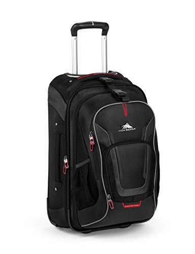 High Sierra Wheeled Backpack removable product image