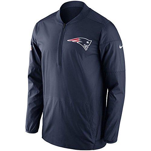 Zip Pullover Sidelines Jacket - 9