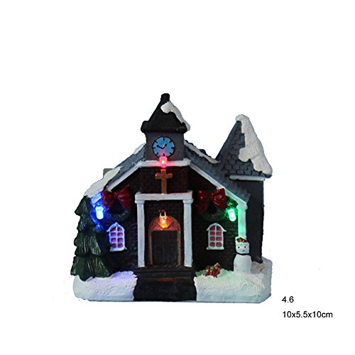 Christmas Village Led Lights - 1