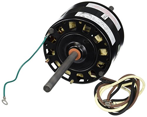 1/4HP 115 Volt 1625RPM 1 speed Coleman (6747A311) RV Air Conditioner Motor AO Smith # ORV4537 1625 Rpm Double Shaft