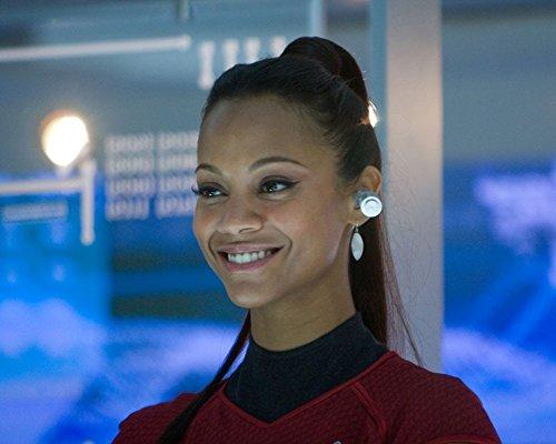 Zoe Saldana Star Trek Mid Movie Photo 8 Inch By 10 Inch