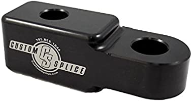 Custom Splice  Receiver Shackle adapter 1.25 inch Hitch Adapter