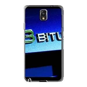 New Design Shatterproof VnE6053EEsi Case For Galaxy Note3 (alpina Bmw B3 Bi Turbo Badge)