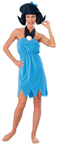 [Betty Rubble Costume - Large - Dress Size] (Wilma Costume)