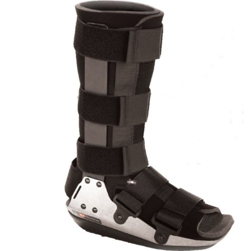 Bledsoe Walking BootMediumMidCalf Pneumatic Support product image