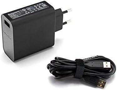 Lenovo Cargador 40 vatios EU Original Cable Incluido para la ...