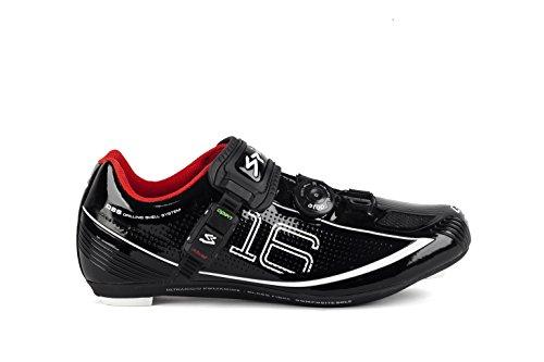Sneaker schwarz Spiuk Herren weiß Multicolor 4BqA5w