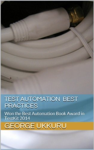 Test Automation  best practices: