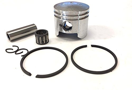 New Piston Repair Kit Mini Gas Pocket Bike Pit Bike 47CC Pocket Rocket Atv (Pocket Bike Piston)