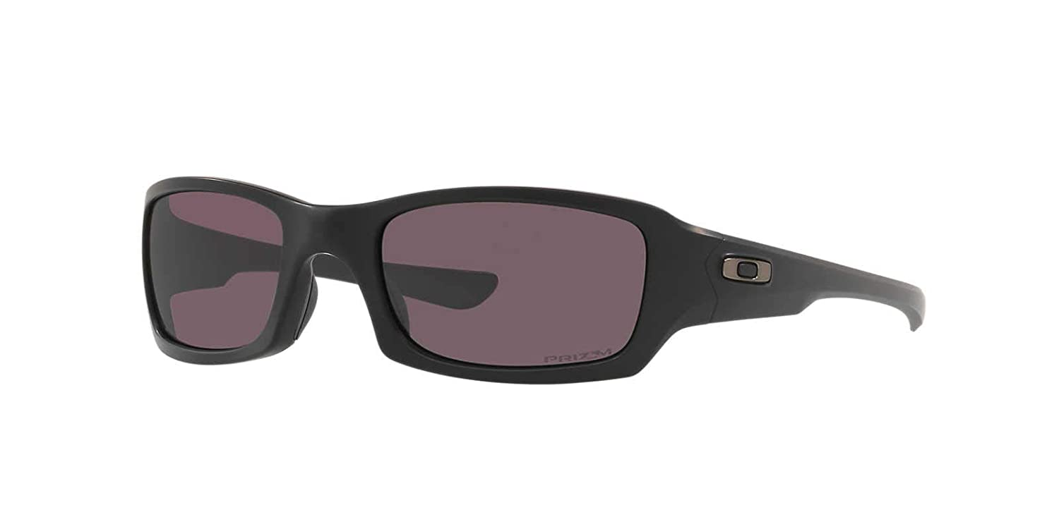 Amazon.com: Oakley - Gafas de sol para hombre, color negro ...