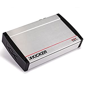 Kicker Kx800.5 Car Audio Kx Stereo Amp Multi-Channel 800W Amplifier (Certified Refurbished)
