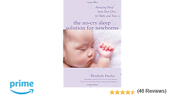 The No-Cry Sleep Solution for Newborns: Amazing Sleep from Day One ...