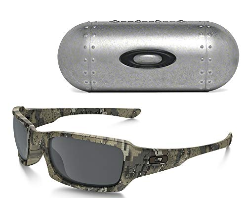 Oakley Fives Squared Sunglasses (Desolve Bare Camo) for sale  Delivered anywhere in USA