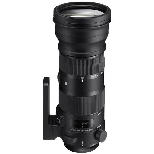 Sigma 150-600mm f5-6.3 DG OS HSM Sports for Nikon - 9