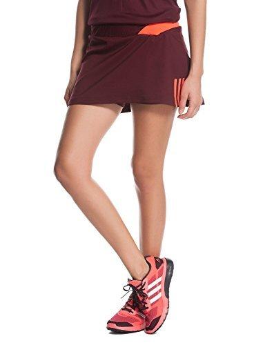 adidas Womens Response Climacool Falda Falda Tenis Falda Granate ...