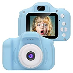 Kids Digital Camera for Boys, Mini Kids ...