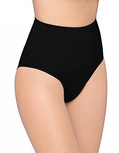 (Body Wrap The Chic Slip Lites Panty (47810) S/Black)