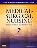 img - for Clinical Decision-Making Study Guide for Medical-Surgical Nursing - Revised Reprint: Patient-Centered Collaborative Care, 7e [Paperback] 7 Ed. Donna D. Ignatavicius MS RN ANEF, Patricia B. Conley, Amy H. Lee RN MSN, Donna Rose book / textbook / text book